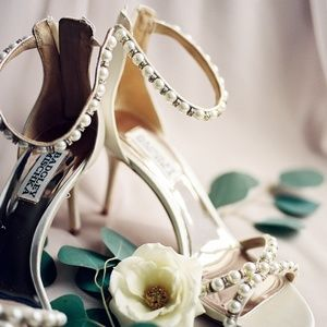 Badgley Mischka Shoes - Badgley Mischka shoes worn once!